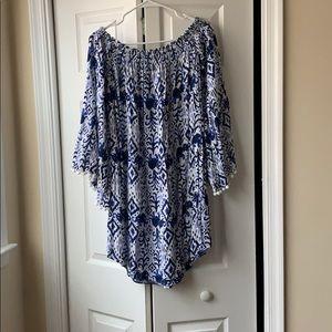 Lilly Pulitzer Dresses - Lily Pulitzer off shoulder dress
